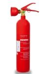 CO2 Feuerlöscher 2 kg - 32B